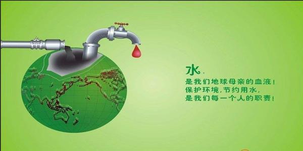 为何要探索节水新工艺、新技术?