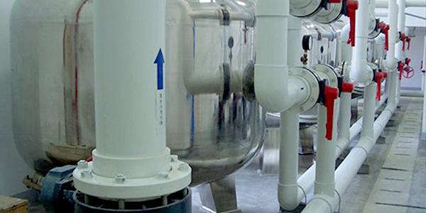 格源分析两种工业循环水系统冷凝器清洗方法