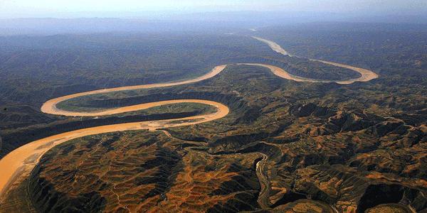 黄河入河排污口开启现场排查