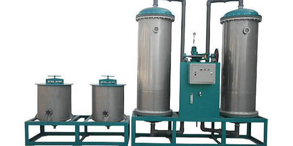什么叫一级钠离子软化工艺?