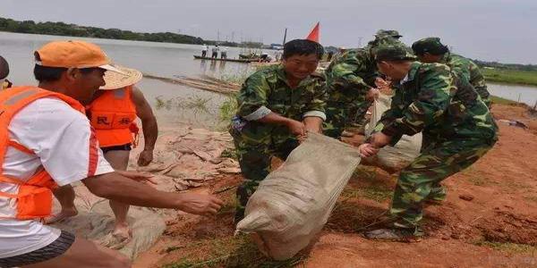 各地区实现防汛抗洪补贴
