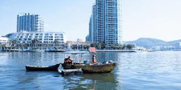 海南建立海上环卫制度