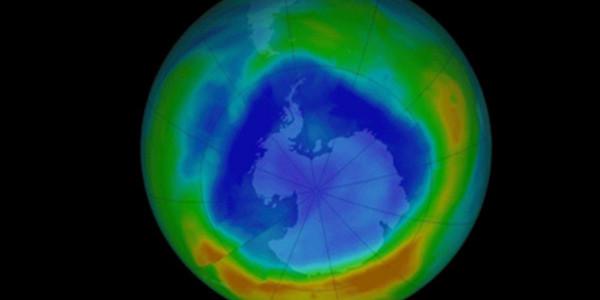 臭氧洞恢复因氟氯烃排放推迟六年