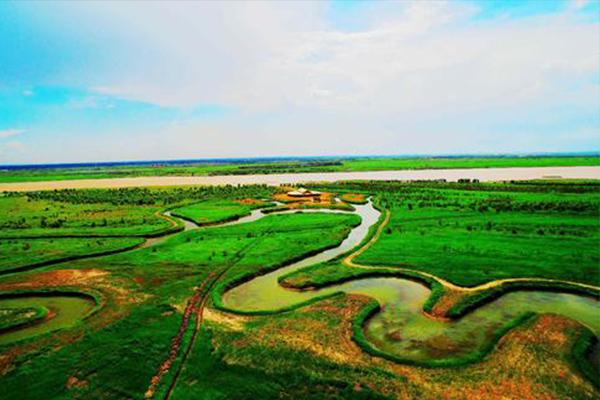 黄河流域生态环境