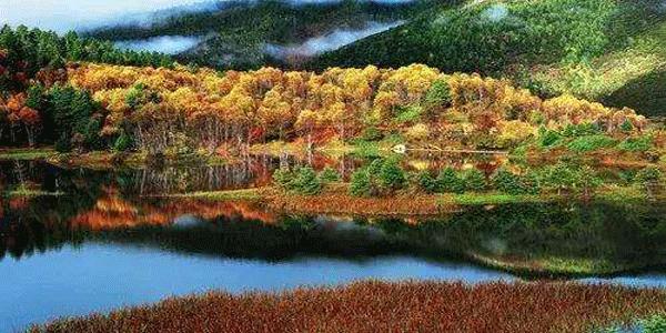 国家公园带来一道美丽的风景线