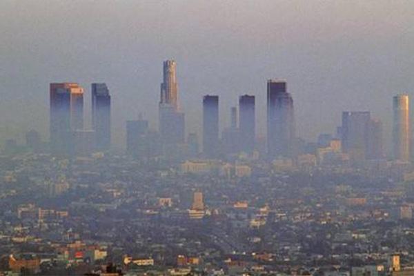环境污染图