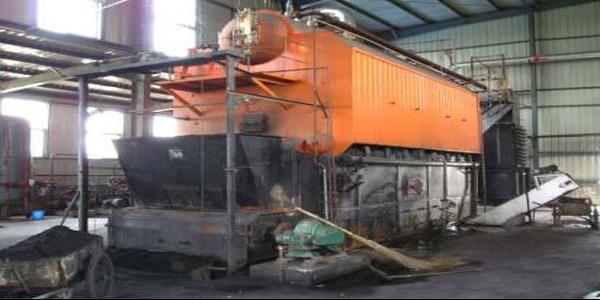 青岛燃煤锅炉如何实现低氮燃烧?