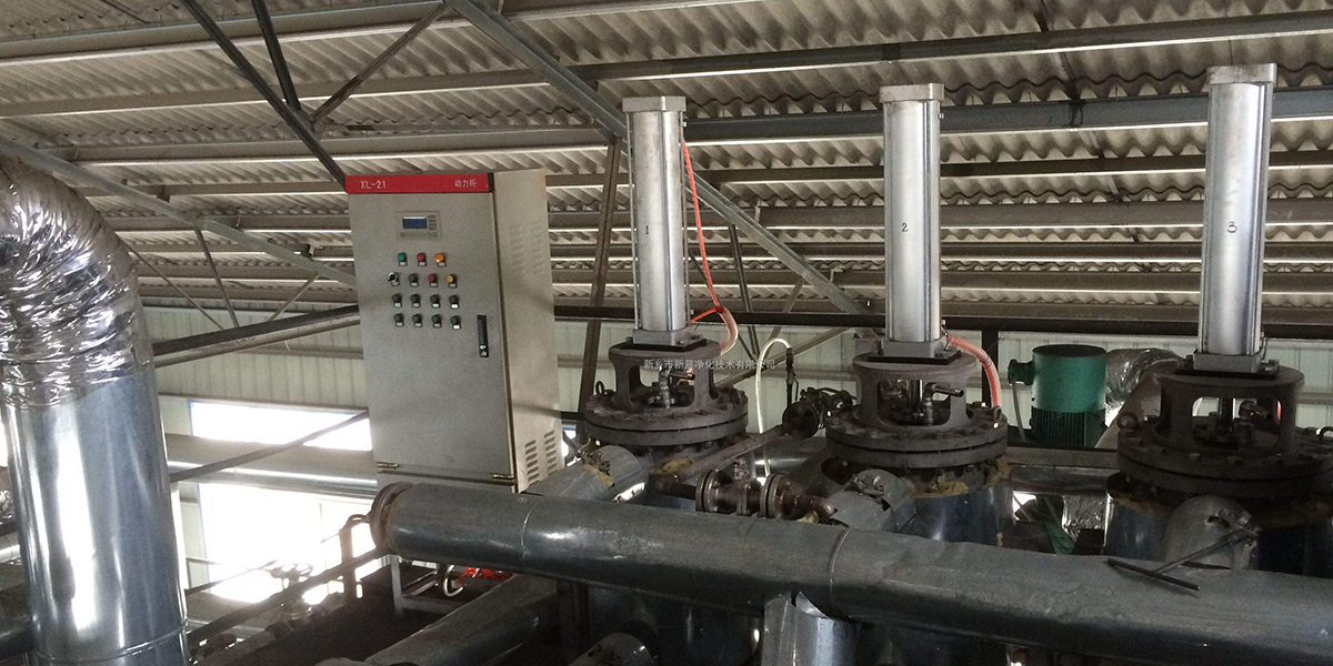 双流式机械过滤器的运行操作