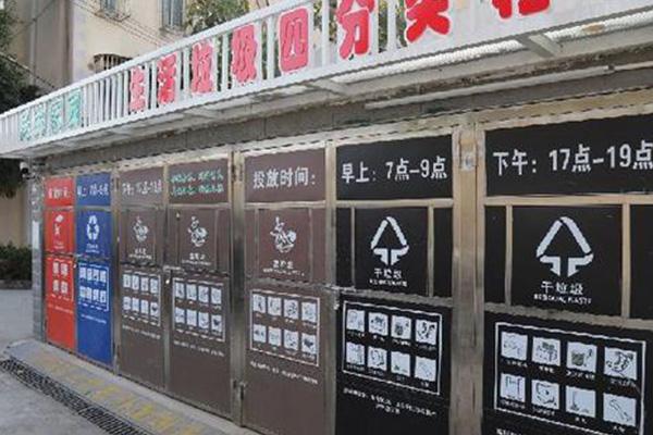 上海垃圾分类图示