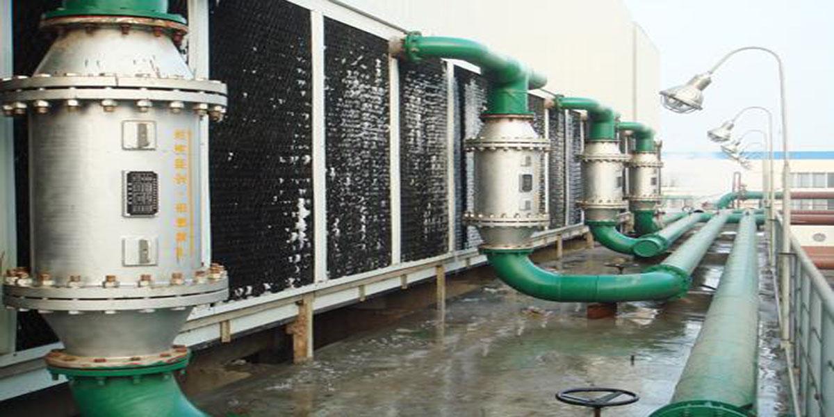 加强循环冷却水设施现场管理,重视大检修换热器检查