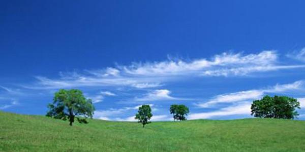 蓝天白云成为云南的一种常态