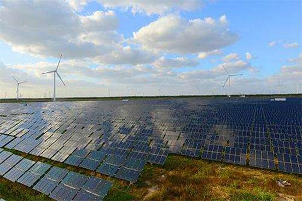 新疆新能源