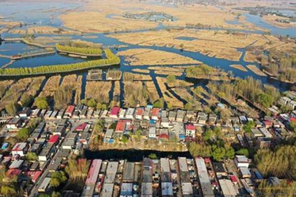 华北地下水