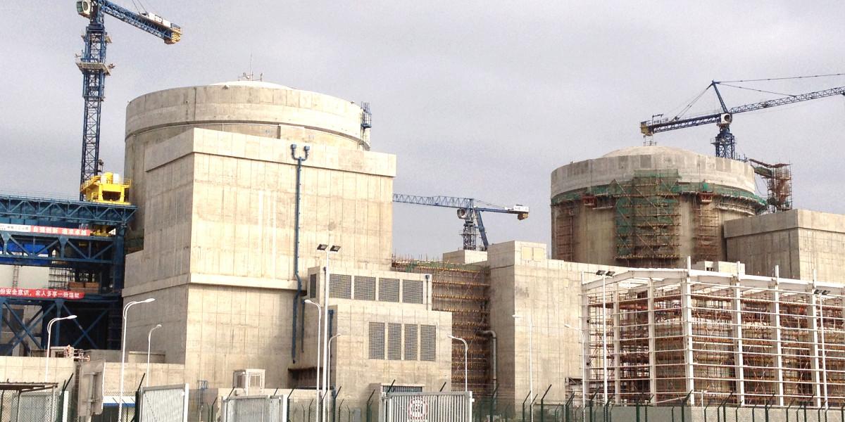 福建福清核电工程案例
