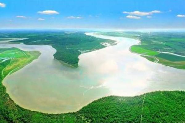 内陆河图片