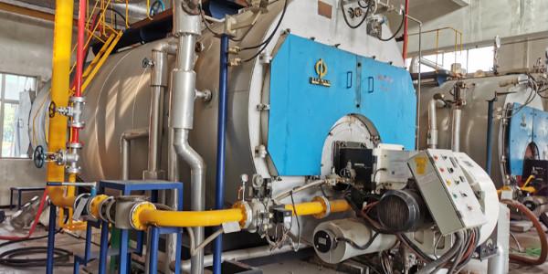 格源告诉你:锅炉蒸汽产生污染的原因是什么?