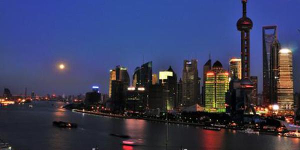 """上海今年力争重污染天气""""清零"""""""