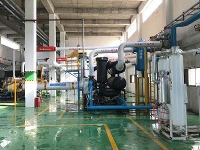 空压机无废运行除垢方案