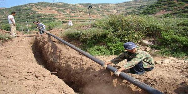 今年由于疫情和灾情,农村饮水受到一定的影响