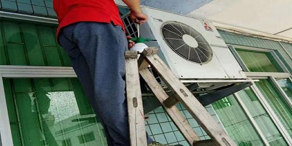 空调需定期清洗