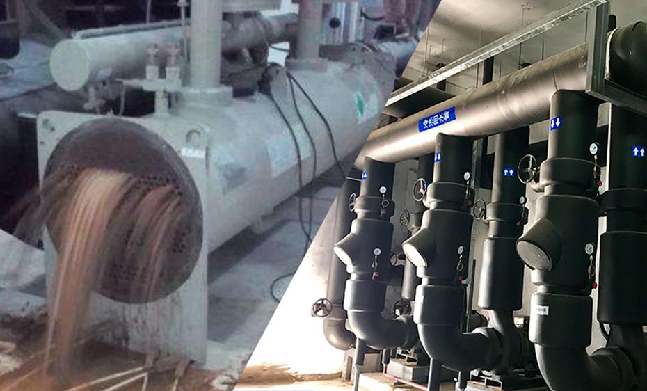 中央空调系统解决方案对比图
