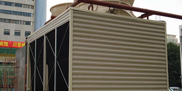 无填料喷雾冷却塔特性是什么