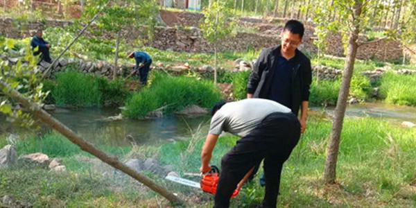 中央财政支持首批55个试点县打造水系综合整治试点