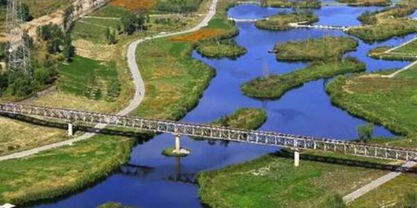 今年永定河生态补水全面启动