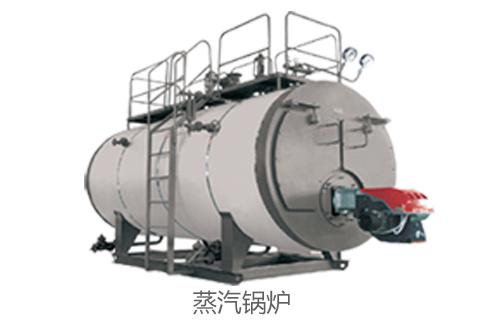 锅炉设备图