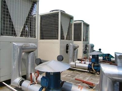 中央空调无废除垢方案