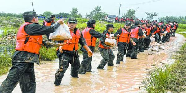 多地强降雨,启动救灾应急响应