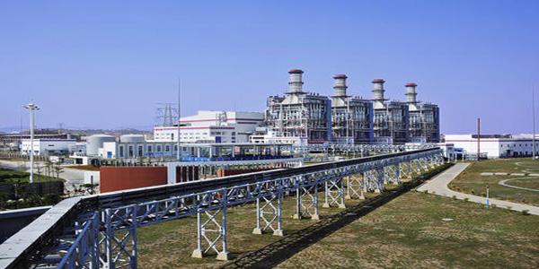 海南燃气电厂在南昌建成