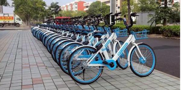 共享单车日均消毒23.7万车次