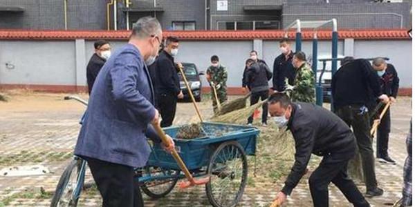 北京市启动爱国卫生月活动
