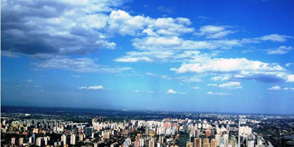 广西:2019年空气质量优良天数比率上升