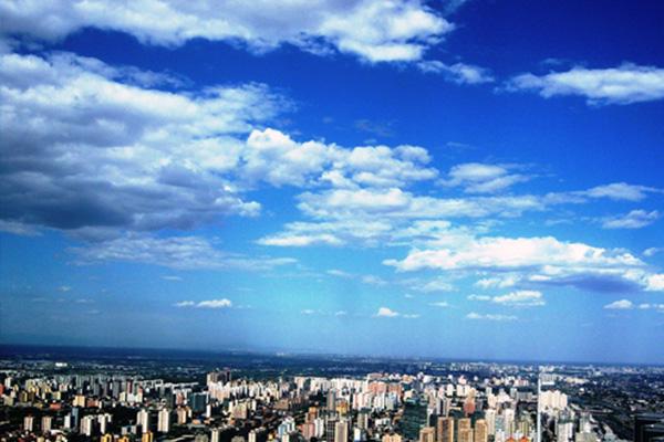 空气质量图片