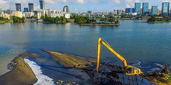 中信环境签约3个投资项目,挺进海南环保市场