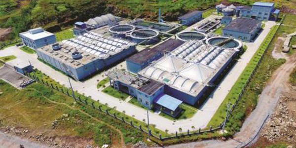 探访首批污水处理厂扩建复工项目