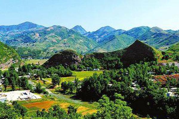 农村环境图片