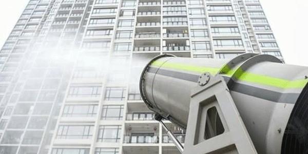 雾炮车消杀是否会造成污染?