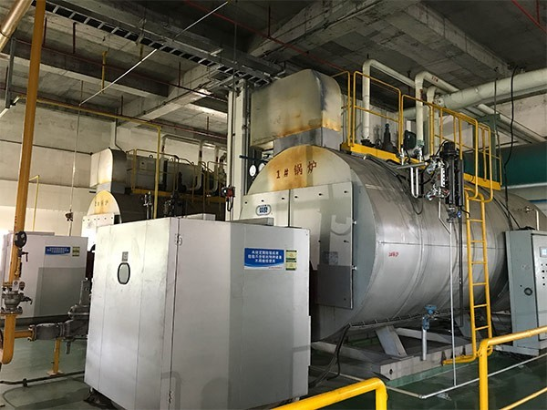 蒸汽锅炉无废水运行除垢方案
