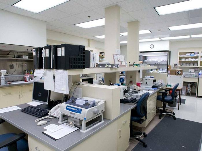 格源环保-实验室