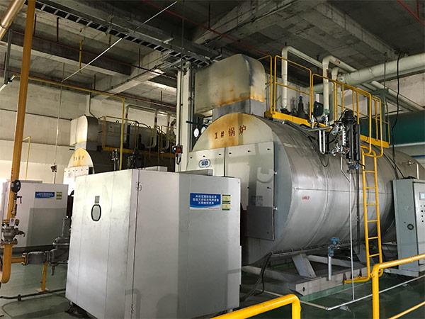 蒸汽锅炉系统解决方案