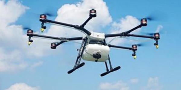 环境执法双线作战 无人机助战便捷高效