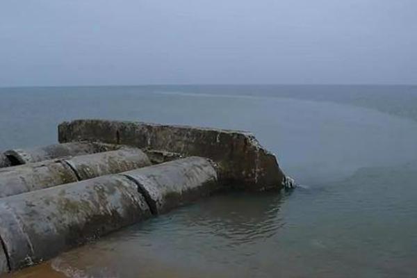 入海排污口监测