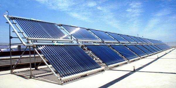 太阳能热水器逐步走进生活
