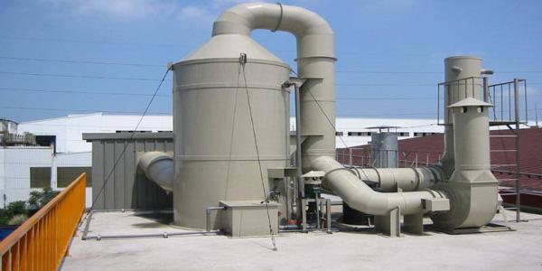 废气处理设备是如何地耗能?