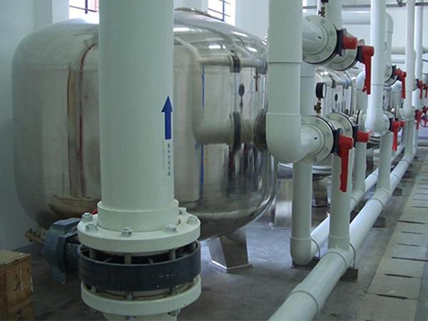 工业循环水清洗除垢方案
