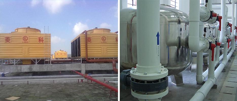 工业循环水设备展示