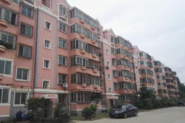 北京小区布置